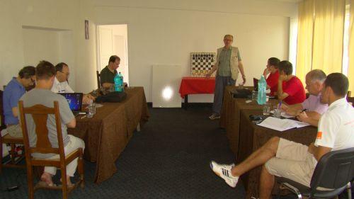 2014 ROMANIA FIDE Arbiters Seminar
