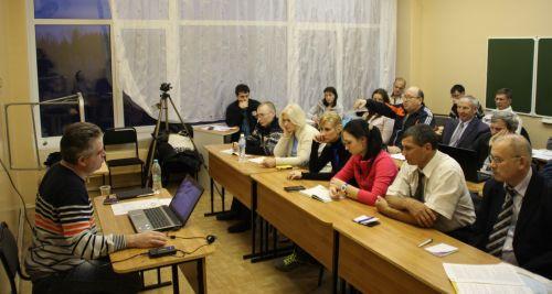 2014 RUSSIA-SAMARA FIDE Arbiters  Seminar photo 2
