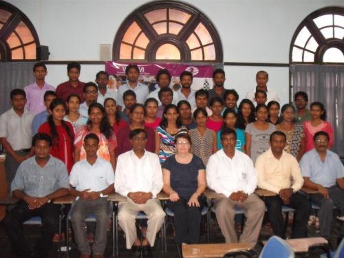 2014 SRI LANKA-WOM FIDE Arbiters Seminar  Colombo Seminar