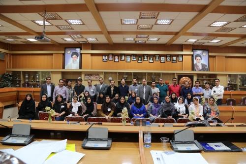 2015 IRAN FIDE Arbiters Seminar