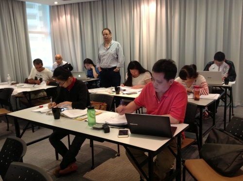 2015 SINGAPORE FIDE Arbiters  Seminar