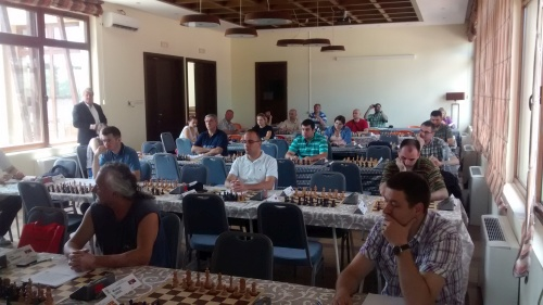 2015 SERBIA FIDE Arbiters  Seminar 2