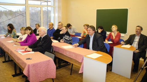 2015 RUSSIA-SAMARA FIDE Arbiters  Seminar-2