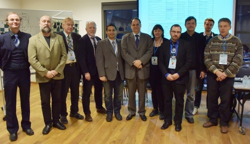 FIDE Arbiters Seminar-Reykjavik ICELAND  2015