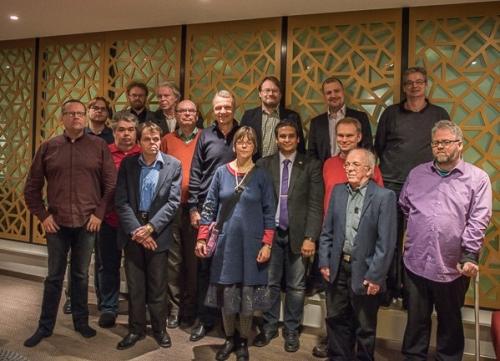 FIDE Arbiters Seminar-Stockholm SWEDEN  2016