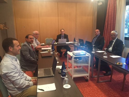 2016 FIDE Arbiters Commission Councilors Meeting in  Madrid-1