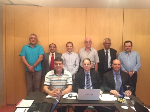 2016 FIDE Arbiters Commission Councilors Meeting in  Madrid-2