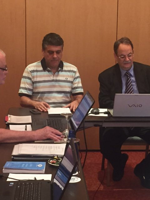 2016 FIDE Arbiters Commission Councilors Meeting in  Madrid-3