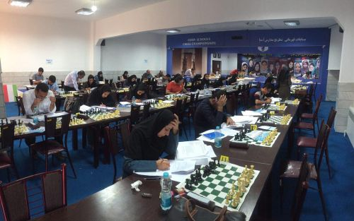 2016 IRAN FIDE Arbiters Seminar-2