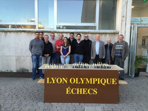 FIDE Arbiters Seminar-Lyon FRANCE  2016-2