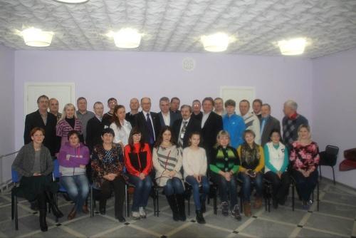 2016 RUSSIA-SAMARA FIDE Arbiters  Seminar
