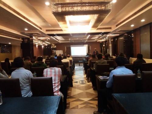 2017 INDIA - NEW  DELHI  FIDE Arbiters Seminar 3