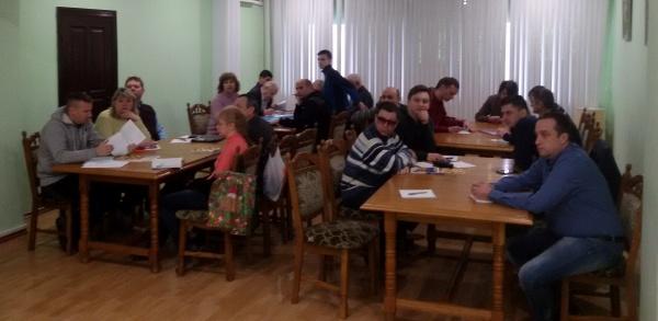 FIDE Arbiters  Seminar-Kiev UKRAINE 2017-3