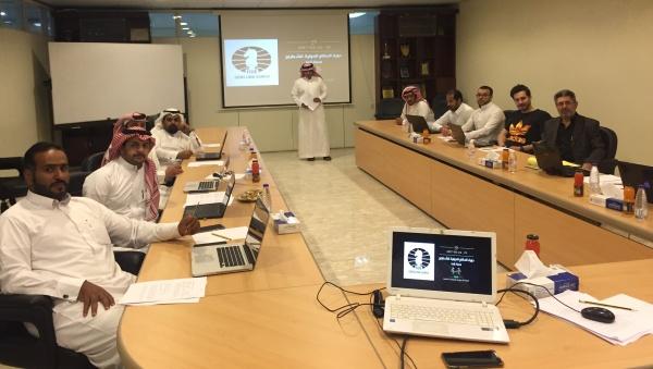 FIDE Arbiters  Seminar-Riyadh SAUDI ARABIA 2 2017-1
