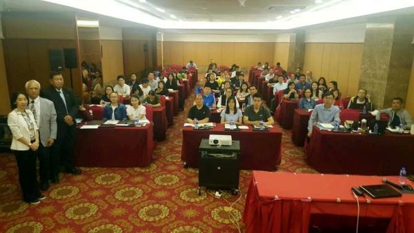 FIDE Arbiters  Seminar -CHINA 2017-1