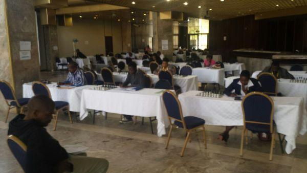 FIDE Arbiters  Seminar-Harare ZIMBABWE 2017-2