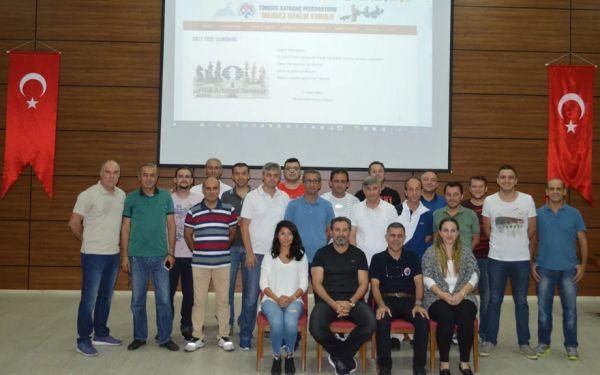 2017 TURKEY FIDE Arbiters Seminar