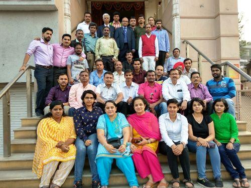 2018 INDIA 1 - MUMBAI  FIDE Arbiters Seminar