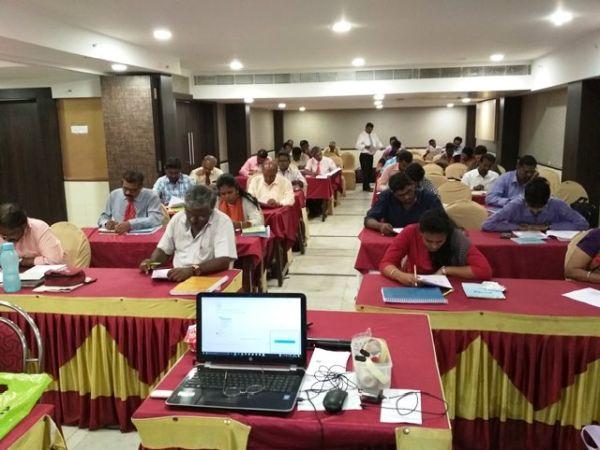 2018 INDIA 2 -  CHENNAI  FIDE Arbiters Seminar-2