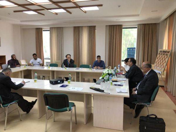 2018 UZBEKISTAN FIDE Arbiters Seminar-2