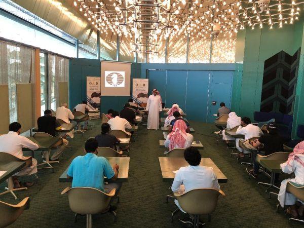 FIDE Arbiters Seminar-Jeddah SAUDI ARABIA  2018-3