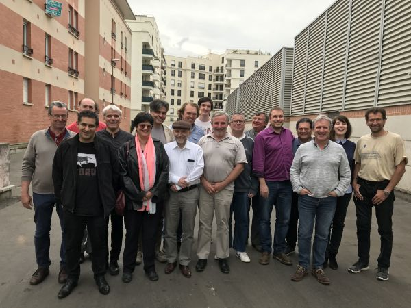 FIDE Arbiters Seminar-Lyon FRANCE 2018-1