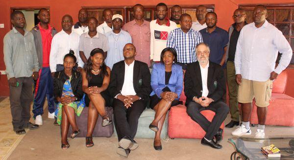 FIDE Arbiters Seminar- ZAMBIA 2018-1