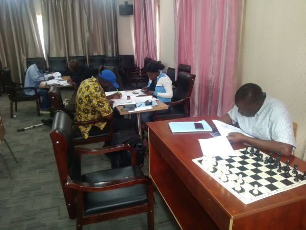 FIDE Arbiters Seminar- ZAMBIA 2018-3