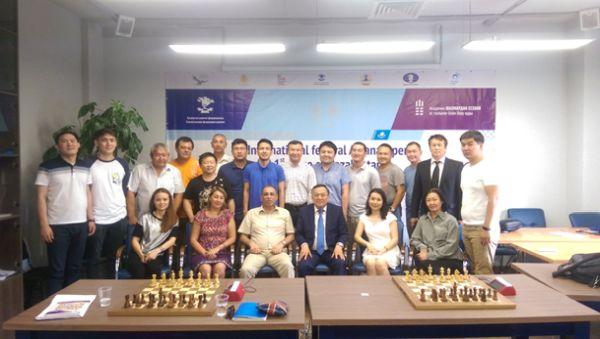 2018 KAZAKHSTAN FIDE Arbiters Seminar