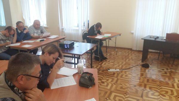 2018 RUSSIA-ST. PETERSBURG FIDE Arbiters Seminar-3