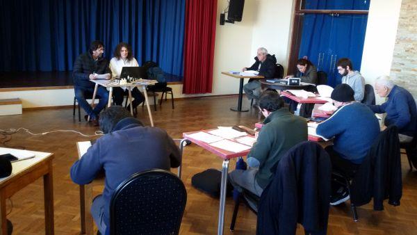 FIDE Arbiters Seminar-URUGUAY 2018-2