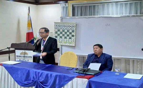 FIDE Arbiters Seminar- Davao PHILIPPINES 2 2018-2