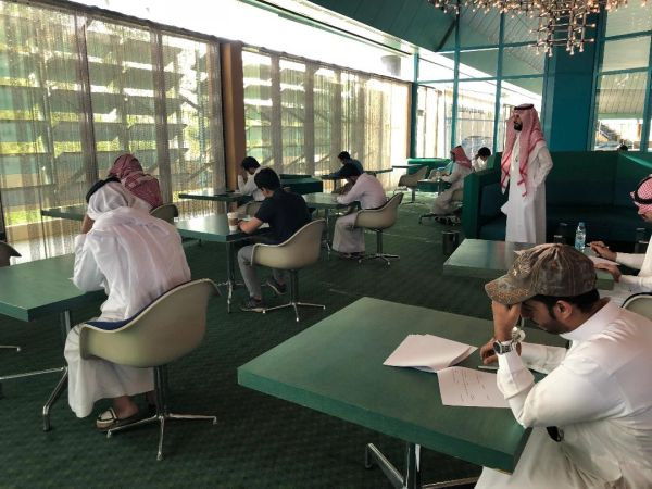 FIDE Arbiters Seminar in Riyadh -SAUDI ARABIA 2 2018-2