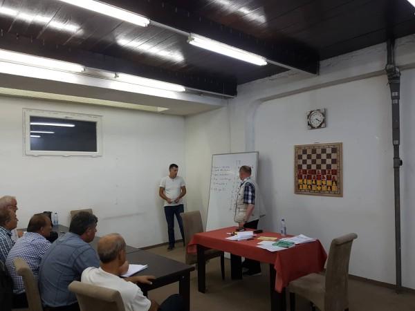 2018 KOSOVO FIDE Arbiters Seminar-2