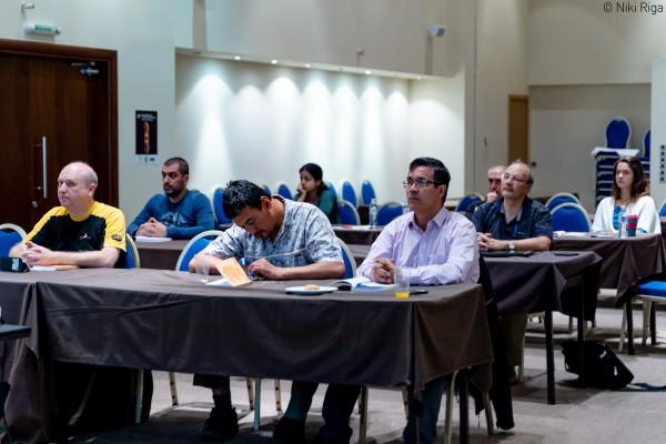 FIDE Arbiters  Seminar-Halkidiki GREECE 2018-2