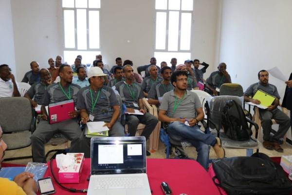 FIDE Arbiters Seminar-Al Mahra YEMEN 2018-4