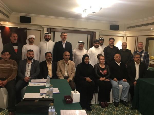 FIDE Arbiters Seminar-Dubai UAE 2018-2