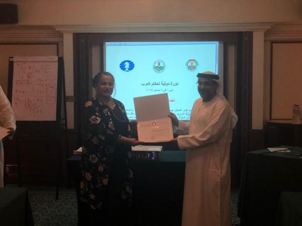 FIDE Arbiters Seminar-Dubai UAE 2018-4