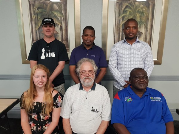 FIDE Arbiters Seminar- SOUTH AFRICA 2  2018
