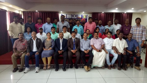 2018 INDIA 6 - KERALA  FIDE Arbiters Seminar-2