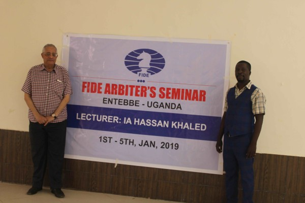 FIDE Arbiters Seminar-Entebbe UGANDA 2019-3