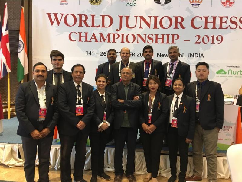 World Junior-New Delhi